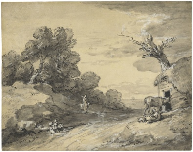 Thomas Gainsborough, R.A.